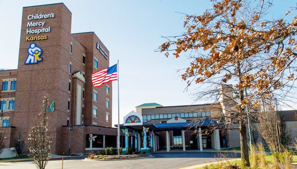 Cancer Center Of Kansas: Children's Mercy And KU Cancer Center Team Up To Bring